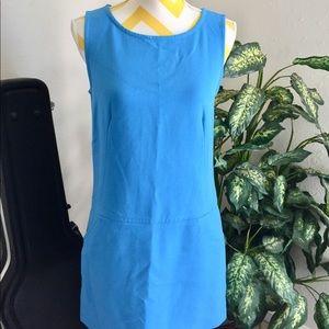 Loft Shift Dress with 2 Pockets